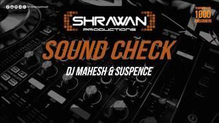 Dj check sound
