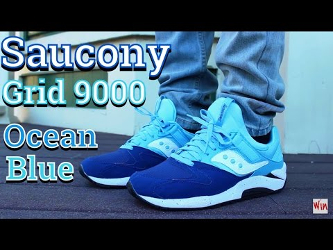 ad9b12d9 Styled & Profiled - Saucony Originals Grid 9000