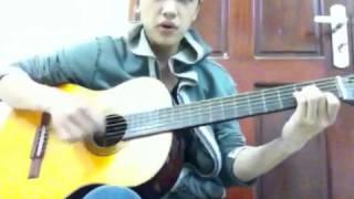 Nơi tình yêu kết thúc guitar
