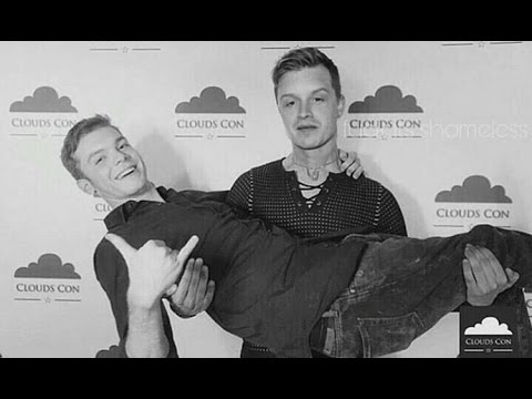 Cameron Monaghan & Noel Fisher — Why'd you only call me when you're high?