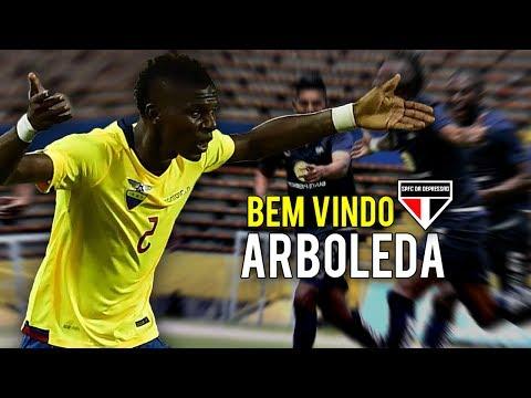 Robert Arboleda ● Bem Vindo ao São Paulo FC !!!