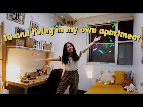 DORM ROOM TOUR: Uni Apartment in Australia