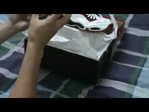 e0c7b188c5 Unboxing Nike Air Moving Uptempo 1996 DS - YouTube
