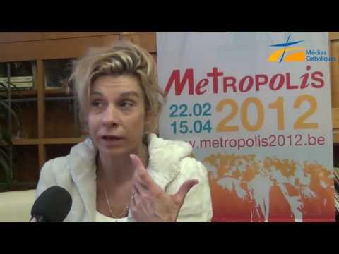 Les Médias Catholiques ont rencontré Frigide Barjot de passage à Bruxelles