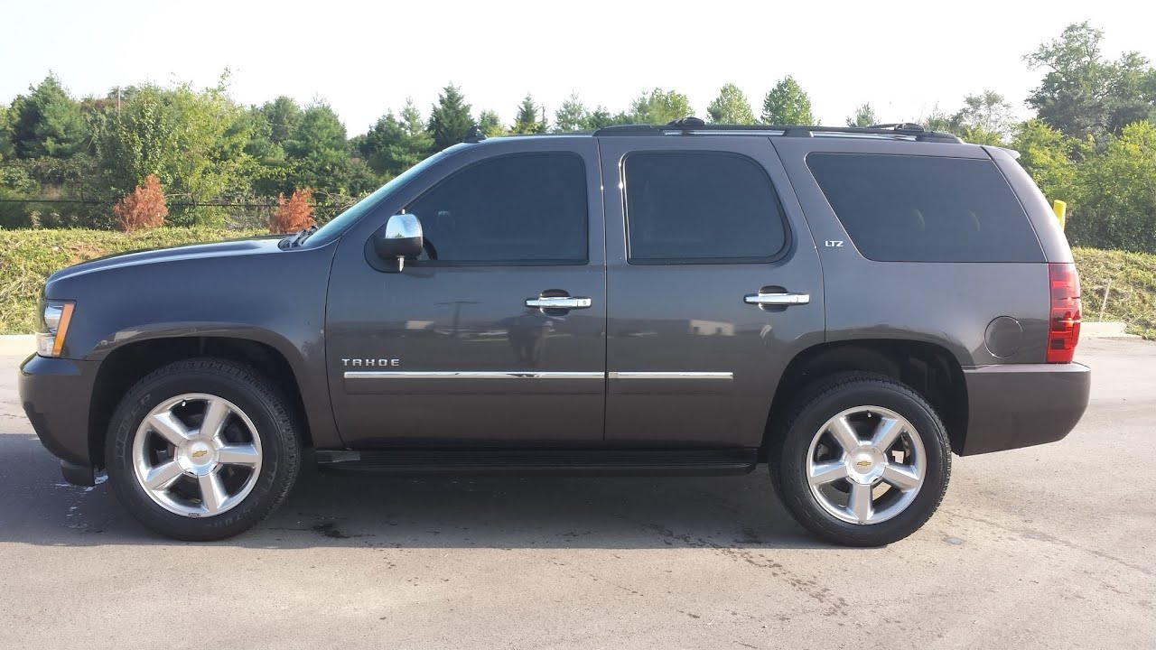 Chevrolet Tahoe Ltz X  Owner Gm Certified K For Sale Www Wilsoncountymotors Com