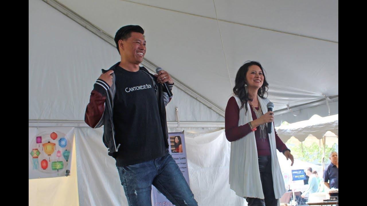 Asian guy and larisa lermilov