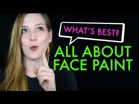 All About Face Body Paint