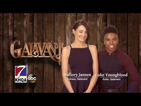 KHQA Shoutout from Galavant actors