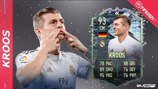TONI KROOS 93 - Lohnt sich die SBC? - FIFA 21 Player Review