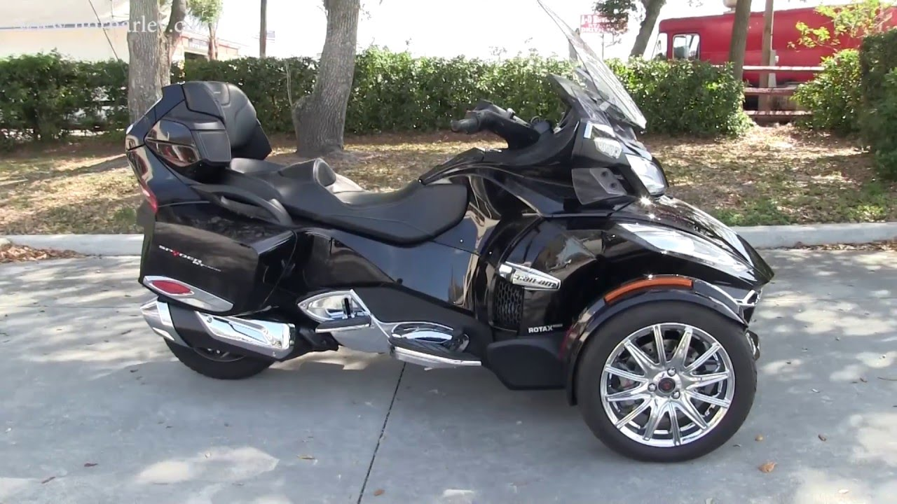 2014 can am spyder rt for sale on ebay
