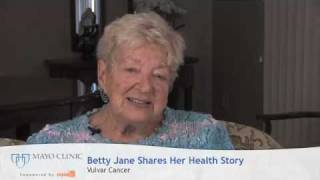Betty Jane Shares Her Vulvar Cancer Treatment Experience At Mayo Clinic Arizona