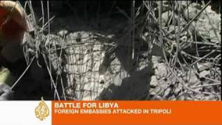 UN staff pull out of Tripoli