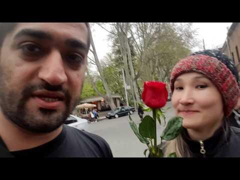 Tbilisi GEORGIA Travel Tour April 2017 with FlyDubai Vlog 4