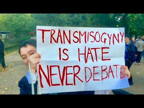 Transgender activists assault woman at Speakers' Corner