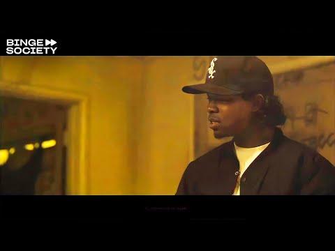 Straight Outta Compton: Home Search HD CLIP