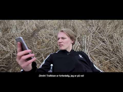 Vodka Absolution - Russian short movie [norwegian subtitles]