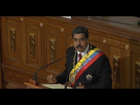 America trying to isolate Venezuela economically says organizer
