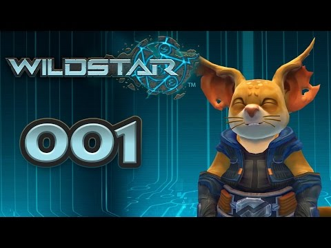 WildStar Free-to-Play #001: Ab sofort kostenlos spielbar | WildStar Gameplay German