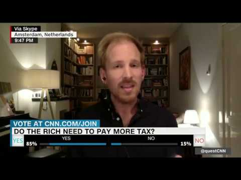 Should the rich pay more taxes?