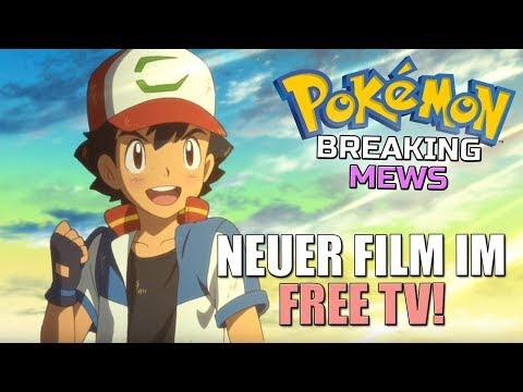Neuer Pokémon-Film noch dieses Jahr FREE TV! I BREAKING MEWS