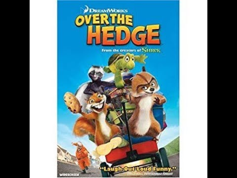 Opening To Over The Hedge 2006 Dvd Youtube