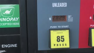 INCREASE IN GAS PRICES