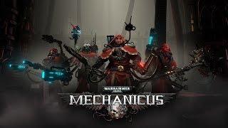 [18+] Warhammer 40000: Mechanicus - СТРИМ 3 (PC, 2018)