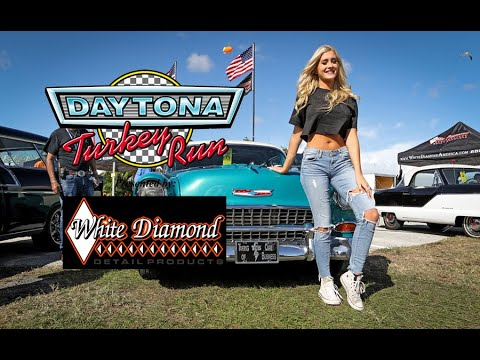 Best Car Show, Daytona Turkey Run Presented By White Diamond Detail Products