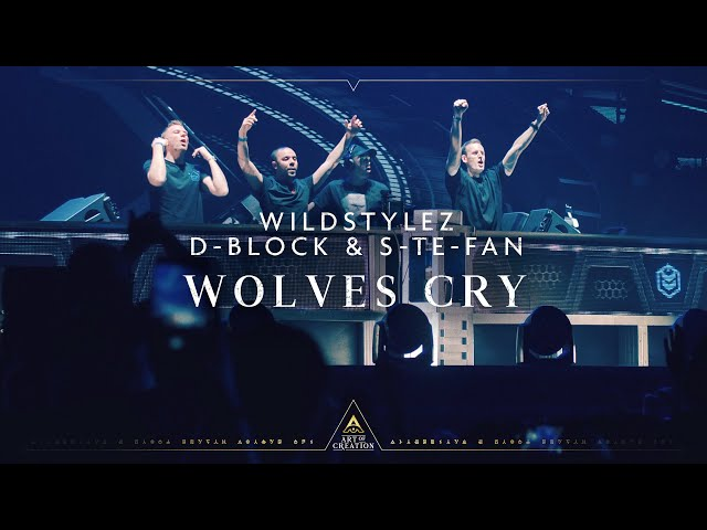Wildstylez & D-Block & S-te-Fan - Wolves Cry (Official Videoclip)