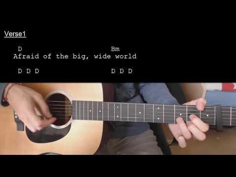Alan Walker – Lily EASY Guitar Tutorial With Chords / Lyrics