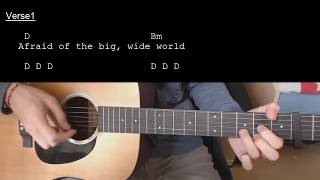 Download Alan Walker – Lily EASY Guitar Tutorial With Chords / Lyrics