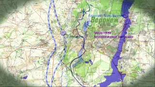 Проект ВСМ Центр - ЮГ Москва - Липецк - Воронеж - Ростов-на-Дону - Адлер