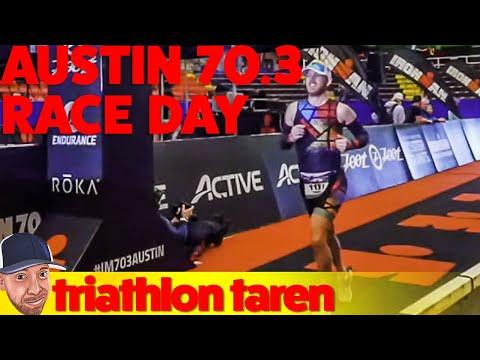 Half-Ironman Austin 70.3 2017 Day 5: Race Day