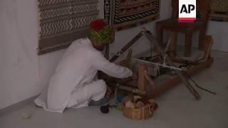 Carpet festival aims to preserve ancient weaving traditions