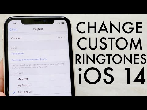 How To Set Any iPhone song as a Ringtone for FREE..