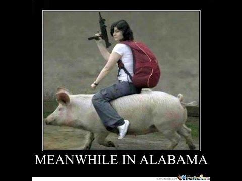 США. Алабама - дыра или не дыра? Философствую.