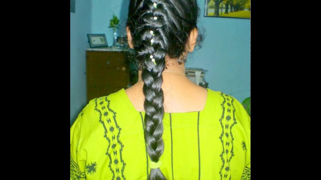 Hair Style Sagar Choti For Wedding Especially Long Hair My