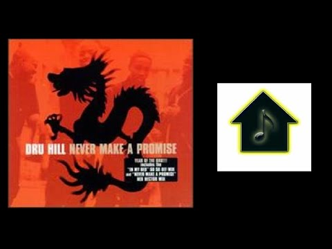 Dru Hill - Never Make A Promise (Hex Hector Lush-House Remix)