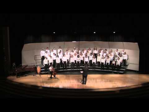 "MVHS Concert Choir - ""Over the Sea to Skye""  arranged by Cristi Cary Miller"