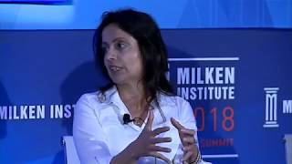 AI's Role in Industry 4.0 - Humera Malik at the 2018 Milken Institute Asia Summit