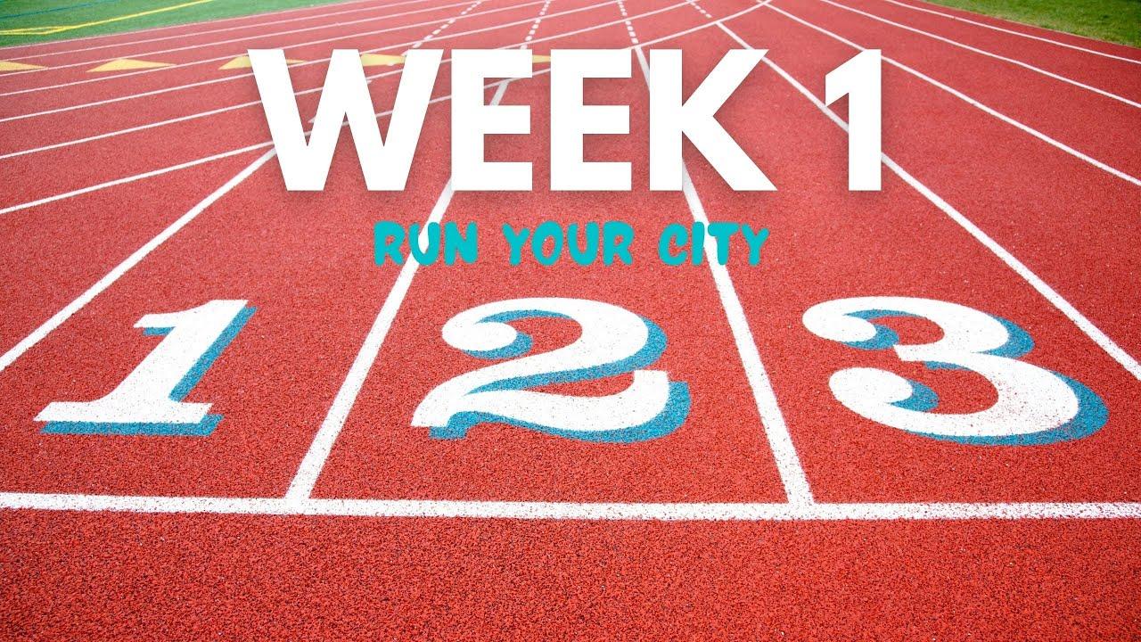 Week 1 Recap!