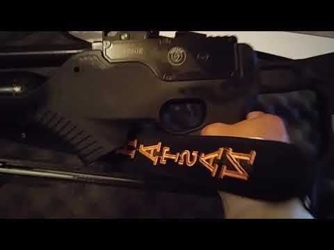 Hasan Barrage .25 Cal Semi-auto PCP Air Rifle Unboxing