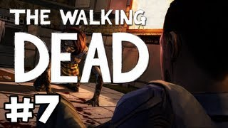 GB Plays - The Walking Dead - Episode 1: A New Day [Part 7] Waste Of Time And Bullet