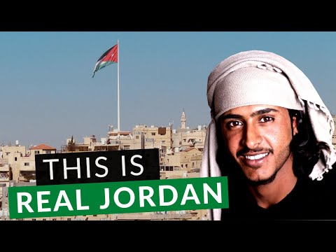 My life in Jordan (exploring Amman) كيف يبدو الاردن حقا