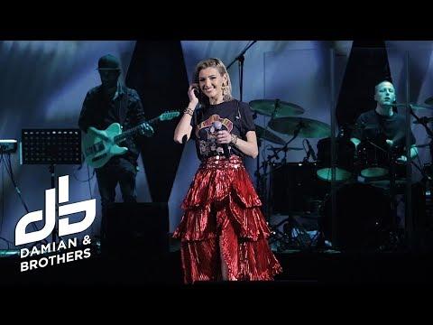 Damian & Brothers feat. Alina Eremia - Johnny / Sanie cu zurgalai LIVE (Sala Palatului)