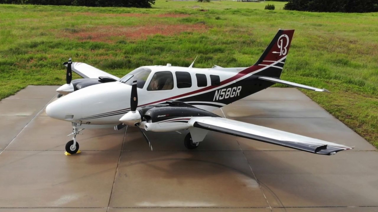 2015 Beech G58 Baron — Welcome to WildBlue