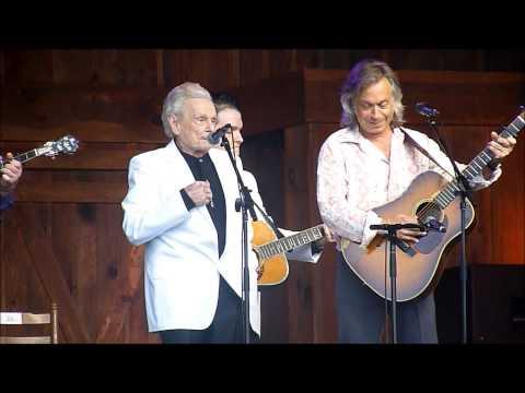 Ralph Stanley and Jim Lauderdale ~ Merlefest 2014