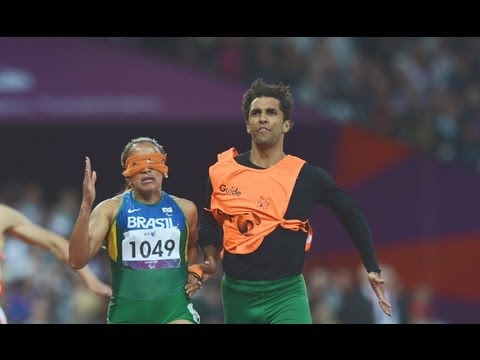 Athletics - Women's 200m - T11 Final - London 2012 Paralympic Games