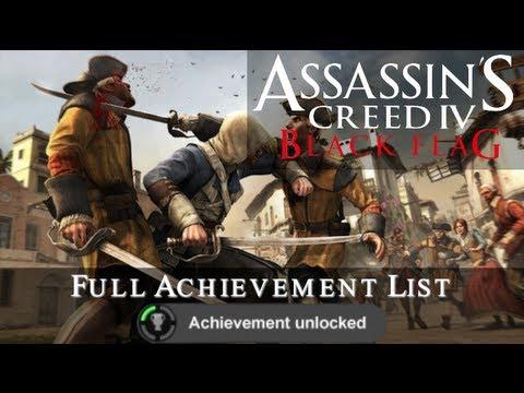 Assassin's Creed IV: Black Flag (Xbox 360) Achievements