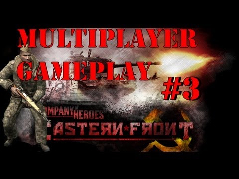 Company of Heroes: Eastern Front online gameplay #3
